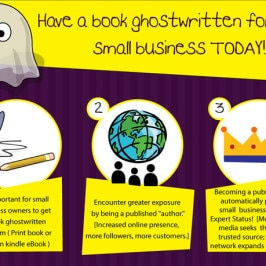 [GOLD] Book Ghostwritten For Small Business